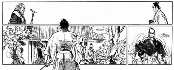 Ogami se rebela contra os Yagyu.