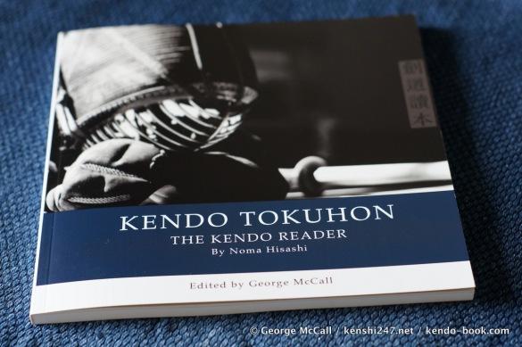 Kendo Tokuhon - versão impressa.