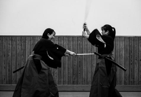 Uchidachi e Shidachi: professor e aluno.
