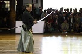 Ogura Sensei Iaido