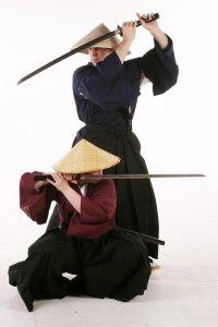 cosplays de samurai
