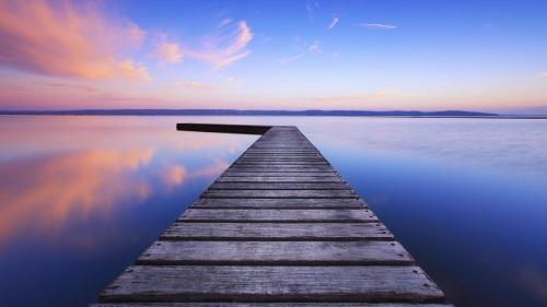 o lago calmo: munen-muso